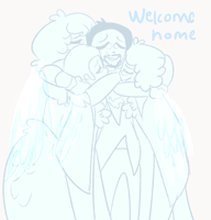 Welcome Home by stariitea