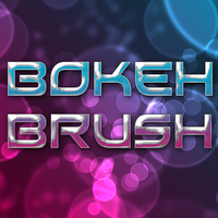 BOKEH BRUSH by estebanarbilla