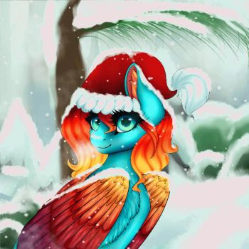 Winter Wonderland Animated! by Havoxious