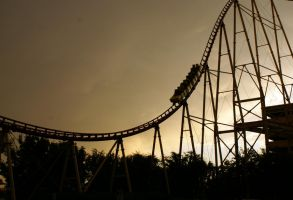 Storm an Roller Coaster by jen22-03