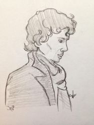 Sherlock by anacal