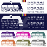 Shakespeare at the George submitted logo by timmoproductions