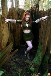 Dryad-Girl Dominates Her Prey - Teaser 1 by Gingersnap-Pixie