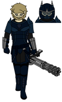 CCaverns:: Roy's Combat Armor by Dianamond