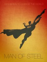 Man of Steel (He's going to change the world) by haydenyale