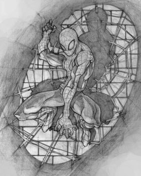 Spider-Man by Nite by Nathan123qwe
