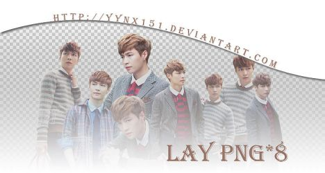 Lay (EXO) png pack #03 by yynx151