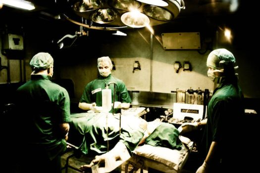 Operation Theatre by k3n13
