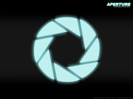 Aperture Science Wallpaper by B0nd07