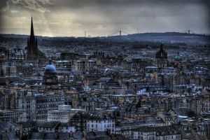 Edinburgh by kubica
