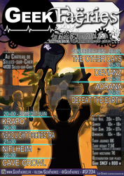 .:: Geek Faeries 2014 : Concerts ::. by LuthOstinato