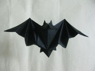 Origami Bat by orimin
