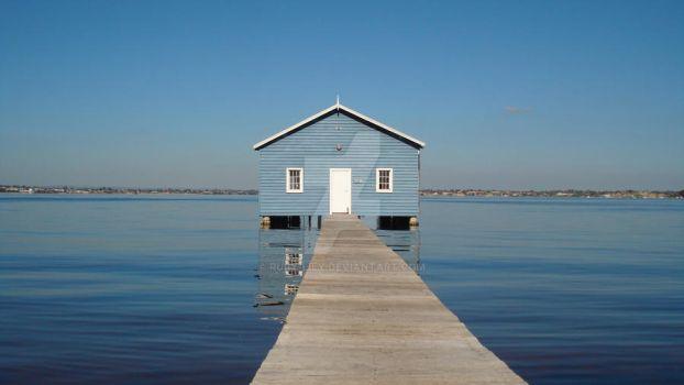 The Boathouse by Ruby-Lily