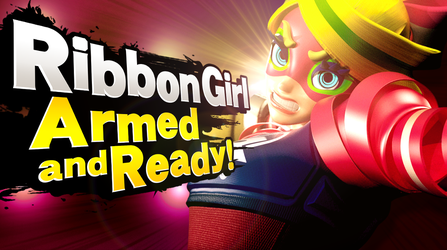 SSB5 - Ribbon Girl by mbluebird2