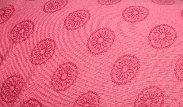 Decorative Pink Fabric/Texture by DreamscapeCovers