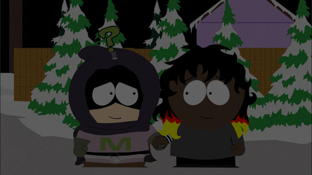 Sharn and Mysterion (AT) by Taylor-from-SP