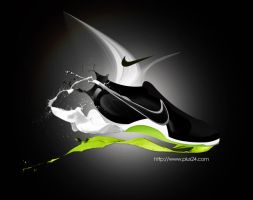 Nike Vector Design by pius24