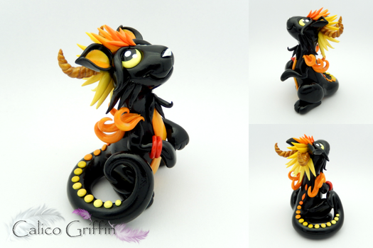 Cayo Dragon - custom order by CalicoGriffin