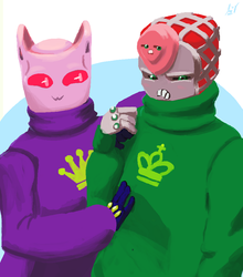Chess Sweaters by AuretheAudio