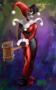 13 Nights 2008 HARLEY QUINN by Grimbro