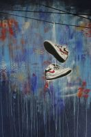 Nike Toss Mural by shawnie-b