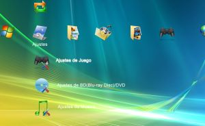 Playstation 3 ThemeVista by Xlisjen