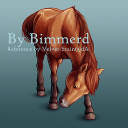 Horse with no name by Bimmerd