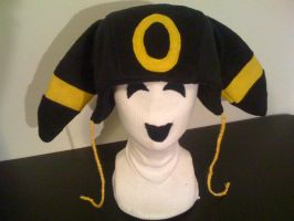 UMBREON Hat by tacksidermia