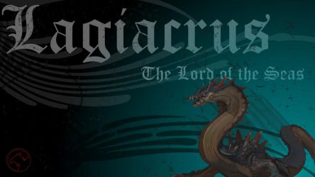 Lagiacrus: the lord of the seas by crash-fm