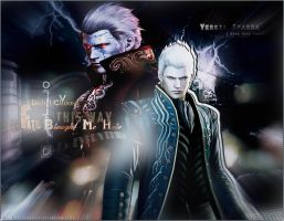 DMC Vergil. by MaryLander97