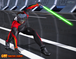 VR Fighter Force: Hayabusa by ShadowNinjaMaster