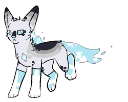 Water Cieran adopt auction (closed) by Sanity-Adopts