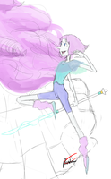 'Story for Steven' Pearl by Commie-Panda