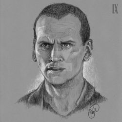 Doctor Who: Ninth Doctor by rfparker