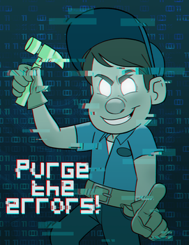 Purge the Errors! by Toodles3702