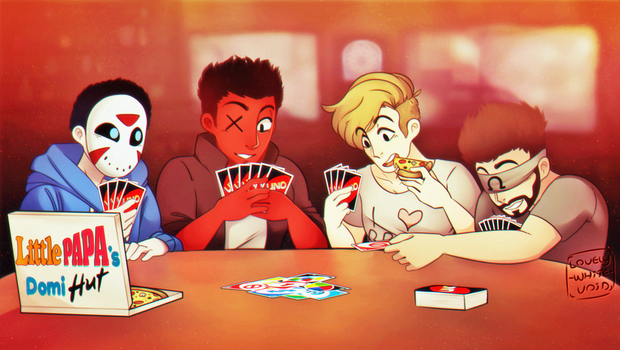 UNO ! by Forest-Ghosts