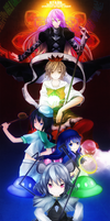 Touhou Seireisen - Undefined Fantastic Object by ALX-Z