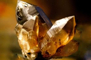 Smoky Quartz Crystal by FallOut99