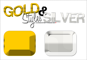 +GoldAndSilver-Styles by OurDestinyYoung