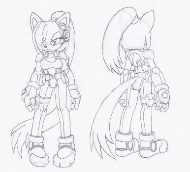 :Mission Suit: Hailey ref by LeatherRuffian