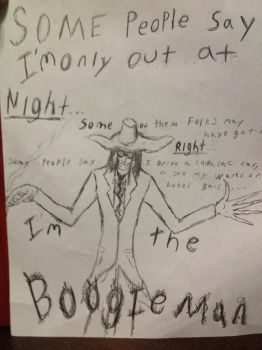 Boogie Man by tozoa