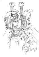 Blitzwing by Thanit