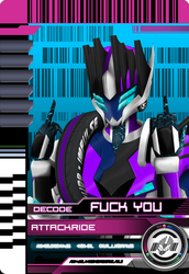 Attack Ride: Fuck You by Masked-Accel