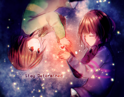 .: stay determined :. by sasucchi95