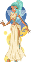 SOLD: Fayth- fairy of oases by Ultimix