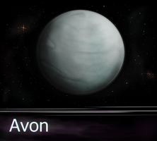 Planet Avon by Flight-Level