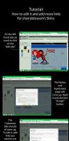 Tutoraial:  edit and and add more links .... by charry-photos