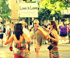 Love is Love by Arsiema