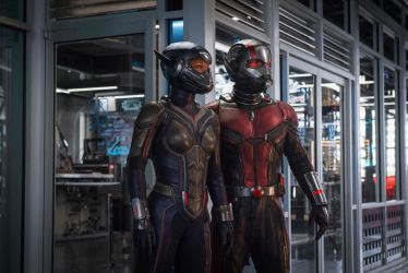 New Official Look at Ant-Man and the Wasp by Artlover67