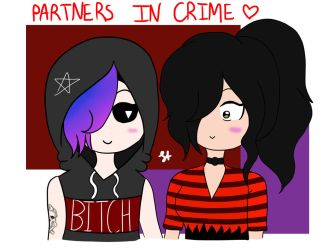 Partners In Crime by Totojo2